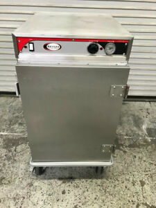 1 2 Height Full Sheet Transport Hot Bevles Ca43 Heated Holding Cabinet Nsf 8999