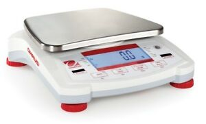 Ohaus NV2101 AM Navigator Portable Scale 2100 g x 0.1 g