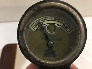 Boyce Water Temperature Gauge Made For The Model A Ford