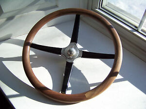 1923 1924 Chevrolet Superior B D F H Steering Wheel Wood free Shipping