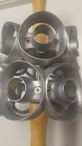 3 Donut Cutter 2 Row Rolling Donut Cutter Replaces Moline Houpt