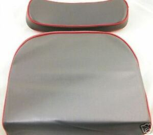 New To35 Mf35 135 65 150 165 Massey Ferguson Tractor Seat Cushion Set