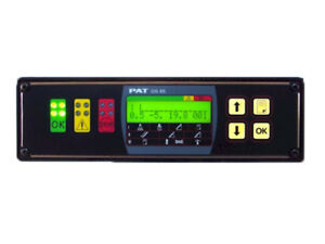 Wika 031 300 060 455 Mobile Control Ds 85 Can Bus Operating Console W mount _new