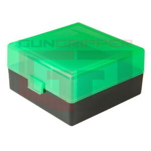 BERRY'S PLASTIC AMMO BOX CHOOSE YOUR COLORS 100 Round 223556222 Free Shipping