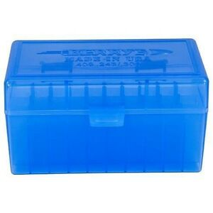 BERRY'S PLASTIC AMMO BOX CHOOSE YOUR COLORS 50 Round 308243 Free Shipping