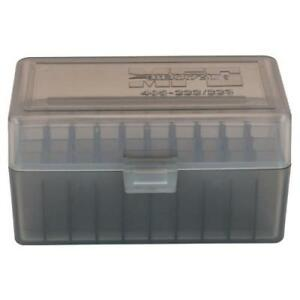 BERRY'S PLASTIC AMMO BOX CHOOSE YOUR COLORS 50 Round 223556222 Free Shipping