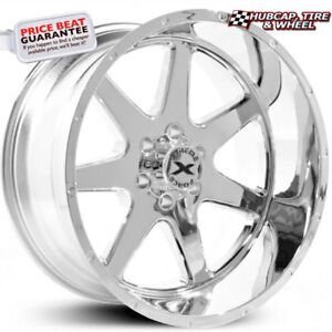 Xtreme Force Xf 4 Chrome 22 x12 Custom Wheels Rims set Of 4 new