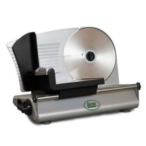 Meat Slicer With 8 1 2 Blades