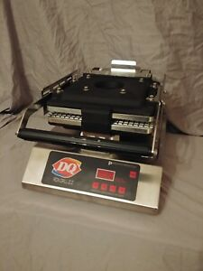 Carbon s Igpo Dairy Queen Grill 2 0 Oem Commercial Panini Press Maker Iron