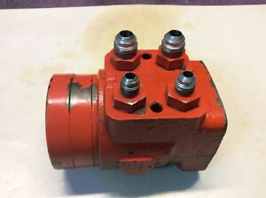 Allis Chalmers Tractor Eaton Steering Hand Pump 170 175 180 185 190 210 220 D21