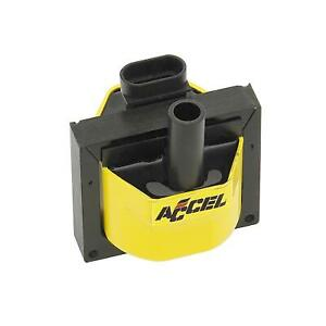 Accel 140024acc Ignition Coil Supercoil Gm Vortec Engine 1996 2001