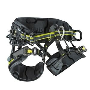 Edelrid Treecore Triple Lock Arborist Saddle Harness