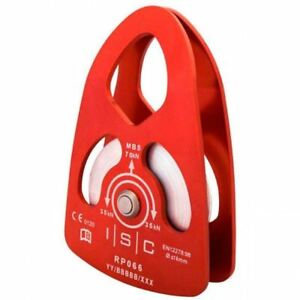 Isc Heavy Duty 5 8 Rope Pulley Rp066