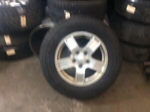 Jeep Grand Cherokee Wheel Rim 17 245 65 17 2005 2006 2007