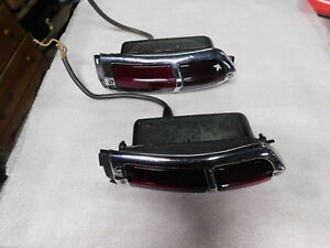 1939 Cadillac Tail Lights