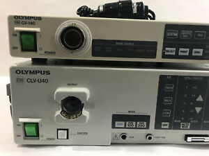 Olympus Cv 140 And Clv u40 With Keyboard And Pigtail