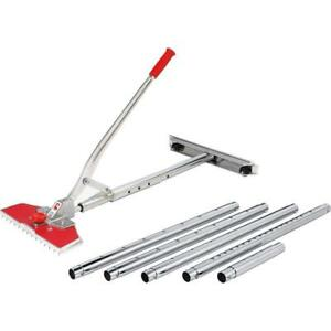 Roberts Junior Power Carpet Stretcher Installation Wheeled Carrying Case Tool