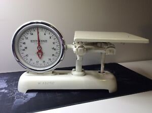 Vintage Detecto Huckster 26 S Hardware Scale Store Counter Display Double Faced