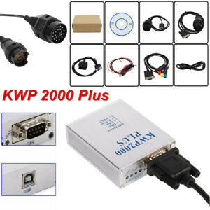 Ecu Kwp Plus Flasher Tuning Diagnostic Tool Obd2 Read Analyze Current Software