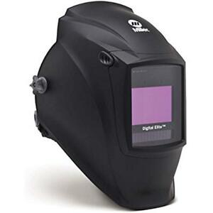 Miller 281000 Welding Helmets Digital Elite Black With Clearlight Lens