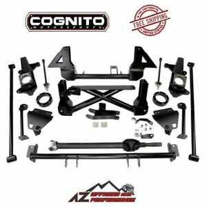 Cognito 10 12 Front Suspension Lift For 03 10 Gm Hummer H2 Sut