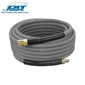 Cat Pumps Pressure Washer Hose Extension Replacement 3 8 In X 50 Ft Ap31094