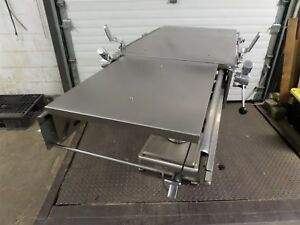 Shampaine Division S 2605 Operating Room Surgical Table