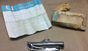 Nors Unity Spotlight Mounting Bracket 1971 1972 Chevrolet Drivers Lh Side In Box