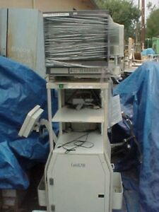 Olympus Endoscopy Workstation Cart With Monitor Cables More Look