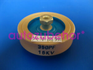 Ccg81 1 350pf 15kv 60kva High Voltage Frequency Ceramic Capacitor