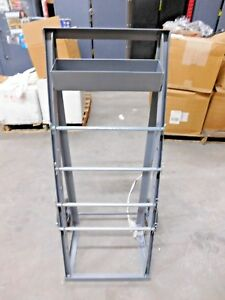 Little Giant Steel Wire Spool Cart 18 X 24 X 45 300 Lbs Capacity Rt4 8s