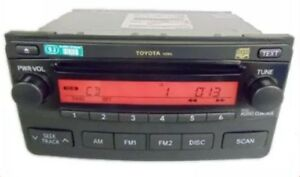 Toyota Matrix Radio Cd Player Fix A51816 03 04 05 06 07 08