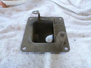 1967 1968 Ford Mustang Cougar Console Automatic Shifter Box C4 C6 67 68