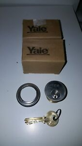 Yale 1152 626 Mortise Cylinder 1 1 8 3set
