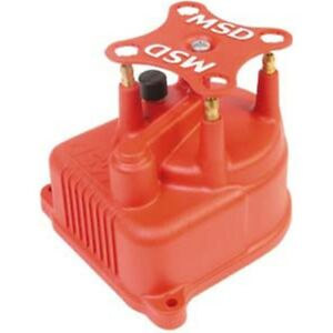 Msd 8296 Distributor Cap Stock Honda Civic Integra Ls 92 2000