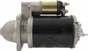 New Starter Fits Ford Diesel Tractor 2000 3000 4000 5000 26211 26211a 26211e