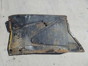 1955 1956 1957 Chevrolet Truck Used Inner Fender 3100 Chevy Pickup