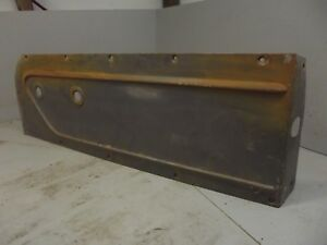 1955 1959 Chevrolet Truck Door Panel 1958 Chevy 1956 1957 3100 Task Force