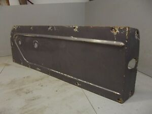 1955 1959 Chevrolet Truck Door Panel 1958 Chevy 1956 1957 3100 Task Force Era