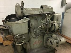 12 Heald Rotary Surface Grinder Model 22 Clearance Price