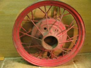 Ford Model A 19x3 Wire Spoked Wheel Rim