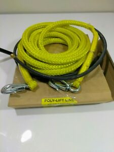 New Cherne 20 Foot Poly Lift Line Inflation Hose