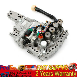 Cvt Automatic Transmission Valve Body For Nissan Altima Sentra Versa X Trail Us