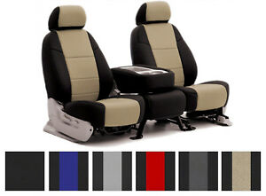 Neosupreme Coverking Custom Seat Covers For Gmc Canyon