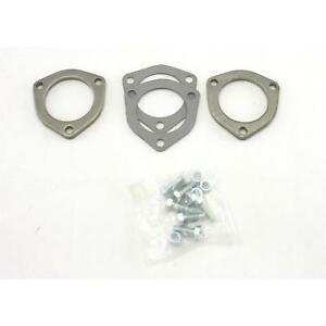 Patriot Exhaust H7230 Stainless Steel Collector Flange Kit 2 1 2 Inch