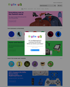 Shopify Template Design 2019 For Sale New Design For Big Sellers In Shopify