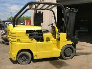 22 000lbs Yale Forklift