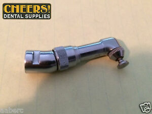 Star Type Prophy Head good Condition uses Push On Or Screw In Prophy Cups