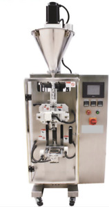 High accuracy Vertical Form fill seal Stick pack Powder Packaging Machine auger