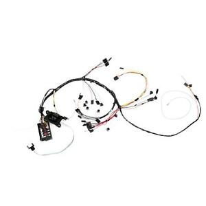 M H Electric 10205 Dash Wiring Harness W Ac 1966 Chevelle